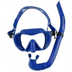 SCUBAPRO Trinidad 3 + Apnea zestaw maska + fajka