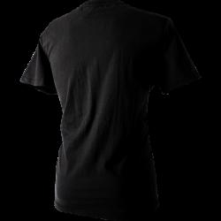Koszulka SANTI Flock- czarna