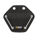 xDEEP Butt-Plate for steel cylinders