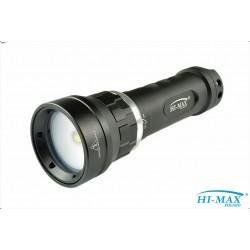 Latarka HI-MAX X8, 860 lm