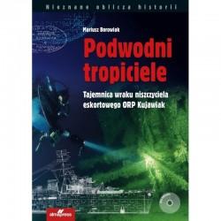 Podwodni tropiciele, Mariusz Borowiak