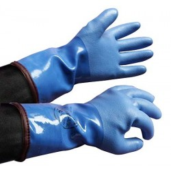 Showa Dry Gloves 495 with inner gloves
