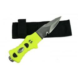 SCUBATECH Knife Minirazor Alfa, nylon pouch