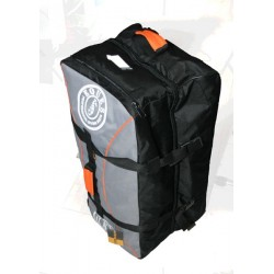 Transport bag with trolley wheels EQUES
