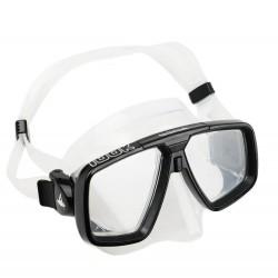 Maska TECHNISUB Look - przezroczysty silikon