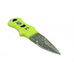 Nóż SCUBATECH Minirazor Alfa, plastik