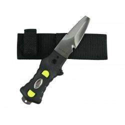 Nóż SCUBATECH Minirazor Beta, nylon