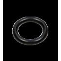 XDEEP D-ring przesuwny STEALTH 2.0 gumowy (2 SZT)