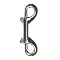 XDEEP karabińczyk dwustronny (doubleender)