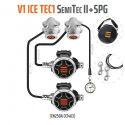 Automat V1 ICE TEC1 SemiTec II z manometrem - EN250A