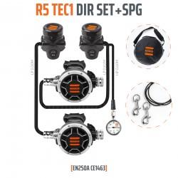 Automat R5 TEC1 DIR Set z manometrem - EN250A
