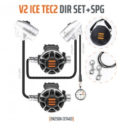 Automat V2 ICE TEC2 DIR Set z manometrem - EN250A