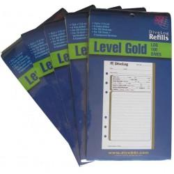 SSI Wkład do logbooka Level Gold