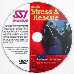 SSI Stress & Rescue DVD