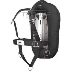 TECLINE DONUT 17 DIR harness adjustable and single tank adapter