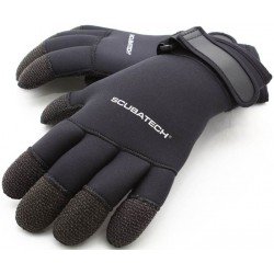 SCUBATECH Gloves Kevlar 5mm