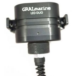 Latarka GRALMARINE LED 14 DUO