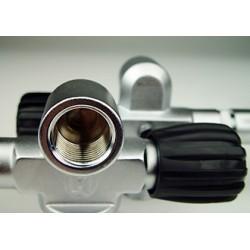 Manifold HALCYON 230mm/230 Bar M25 do 2x15L Outlet
