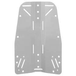 TECLINE Backplate 3mm (850g), aluminum