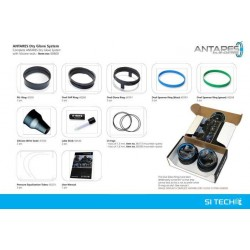 Si-Tech Pierścienie owalne Antares (zestaw)