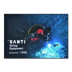 Puzzle SANTI Orda Cave