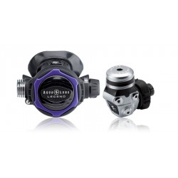 AQUALUNG Legend LX Supreme Twilight + Octopus Legend