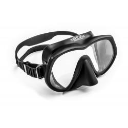 Maska TECLINE Frameless Super View profil