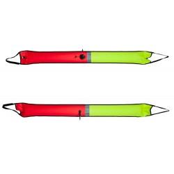Boja TECLINE Dual-Color 20/166 cm, zawór nadm i kacze dzioby