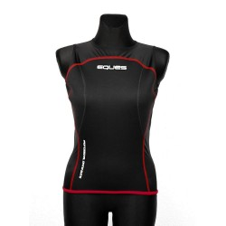 EQUES Warming Vest with lycra Lady