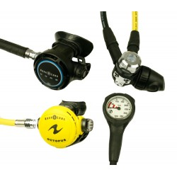AQUALUNG Core Supreme ACD + Octopus Calypso/Titan + Manometer