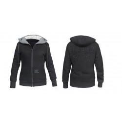SANTI Ladies Light Blend Hoodie - black