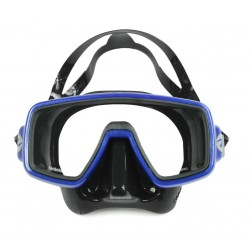 Maska TECHNISUB Ventura - czarny silikon