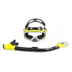 Maska i fajka TUSA Imprex Set (UC-3325) BK/BK
