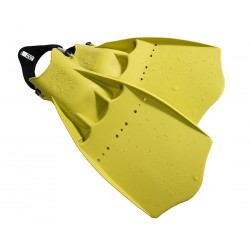 Płetwy DIVESYSTEM Tech Fin ze sprężynami - żółte