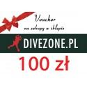 DIVEZONE Voucher 100 zł