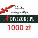 DIVEZONE Voucher 1000 zł