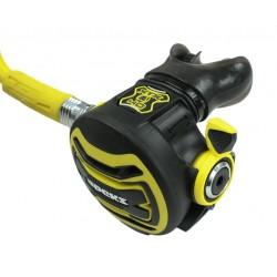 APEKS XTX50 / DST + Octopus XTX40 + Manometr