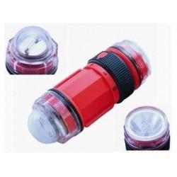 Stroboskop SCUBATECH + latarka diodowa