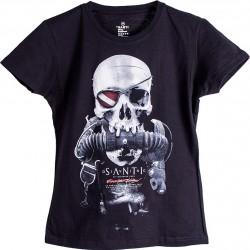 Koszulka SANTI Lady Skull
