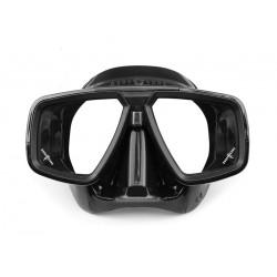 Maska TECHNISUB Look - czarny silikon