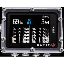 RATIO iX3M GPS Tech +