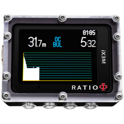 RATIO iX3M Tech +