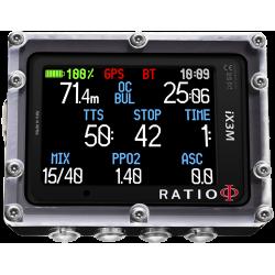 RATIO iX3M GPS Tech + czytelny