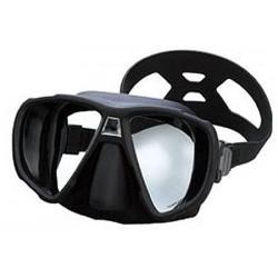 Maska TECLINE Frameless II, dzielona szyba