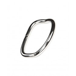 DIVEZONE Bent D-ring (6mm thick)