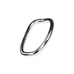 DIVEZONE D-ring gięty o przekroju 6mm