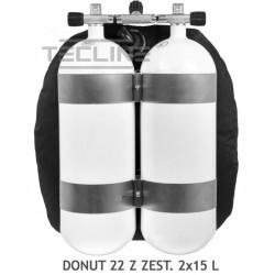 Skrzydło TECLINE Donut 22