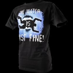 Koszulka SANTI WATER - czarna