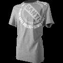 Koszulka SANTI CIRCLE - szara