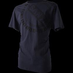 Koszulka SANTI CIRCLE - granatowa